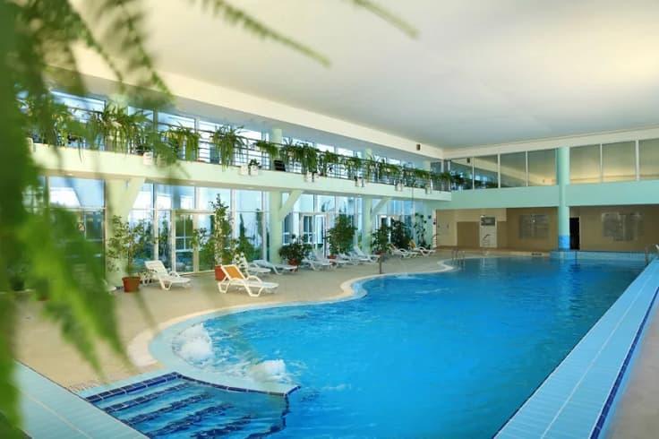 санатории кисловодска с крытым бассейном
