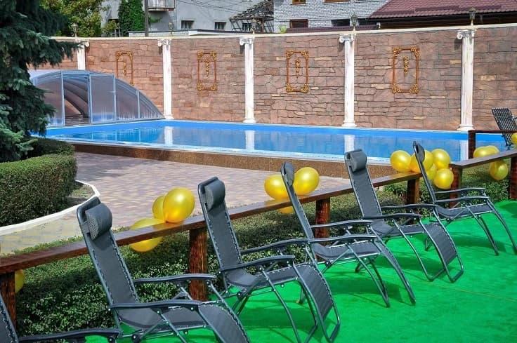 санатории кисловодска с открытым бассейном